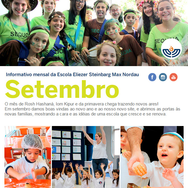 Newsletter Eliezer Max Setembro